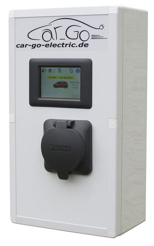 Ladestation Comfort-Pro 22 kW Typ-2 Steckdose
